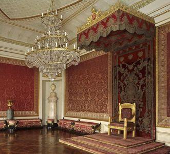 Audienzzimmer im Neuen Hauptbau von Schloss Ludwigsburg