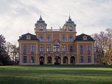 Schloss Favorite Ludwigsburg von außen