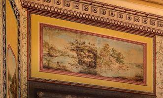 Schloss Favorite Ludwigsburg, Westliches Zimmer