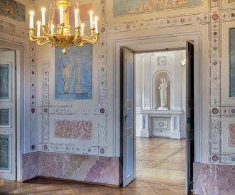 Schloss Favorite Ludwigsburg, Östliches Zimmer