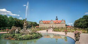 Schloss Weikersheim, Außenansicht