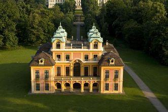 Château de la Favorite de Ludwigsbourg