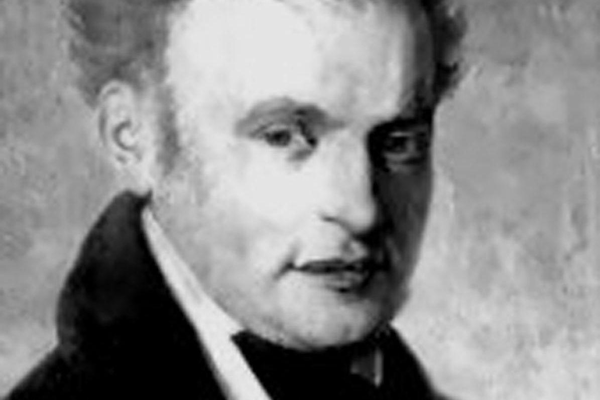 Selbstbildnis von Nikolaus Friedrich von Thouret, um 1830