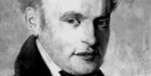 Selbstbildnis von Nikolaus Friedrich von Thouret, um 1830.