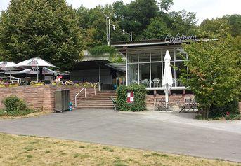 Cafeteria am Rosengarten