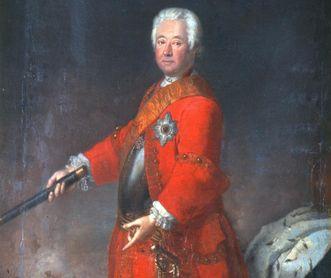 Herzog Eberhard Ludwig, Porträt um 1720