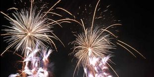 Feuerwerk im blühenden Barock, Residenzschloss Ludwigsburg.