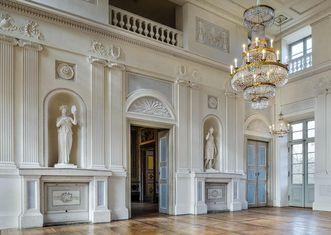 Schloss Favorite Ludwigsburg, Speisesaal